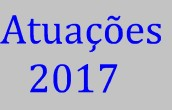 Atuações 2017