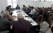 Primeira reunião do Focco/AL em 2018 deu posse ao novo coordenador (Foto: Ascom MPC/AL)