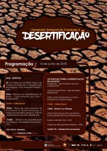 PROGRAMAÇÃO DESERTIFICAÇÃO